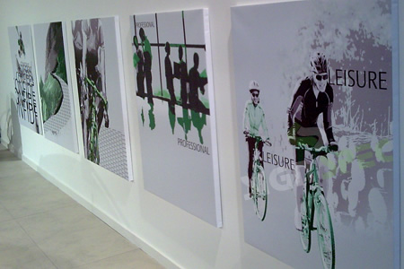 Canvas Prints for Skoda Garage